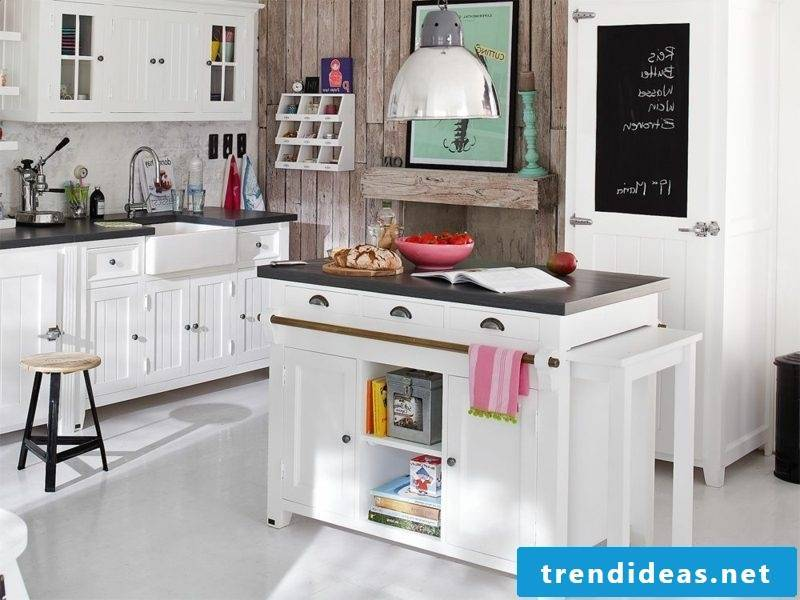 classic kitchen island