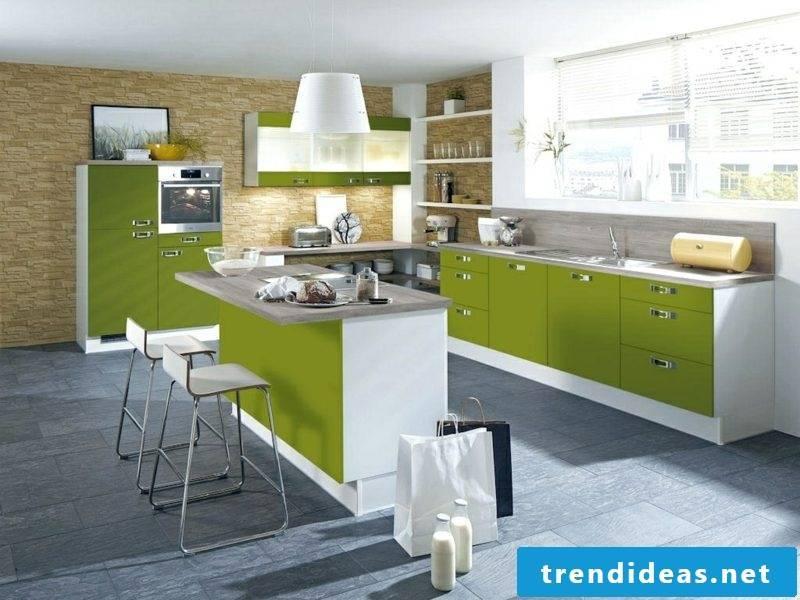 Kitchen build kitchen island