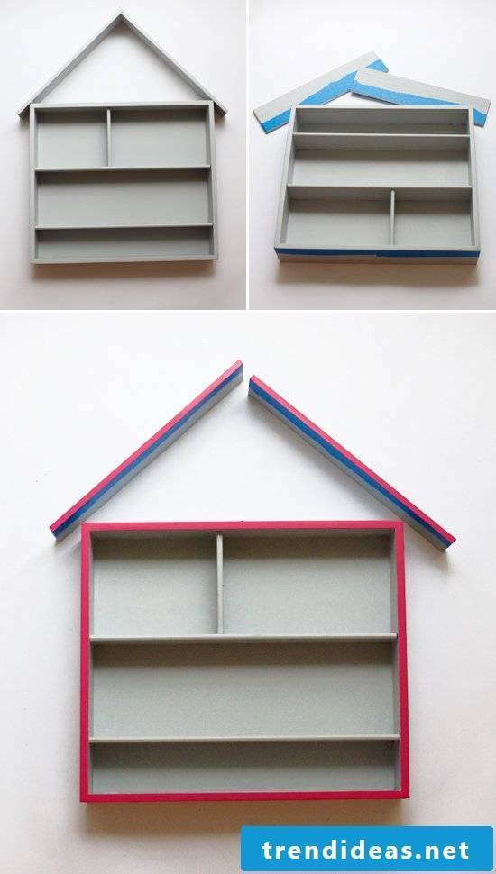 Build your own shelf: DIY instructions