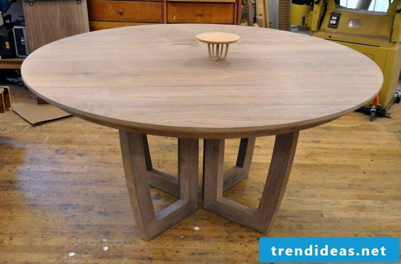 build table yourself build table yourself build wooden table yourself build DIY dining table
