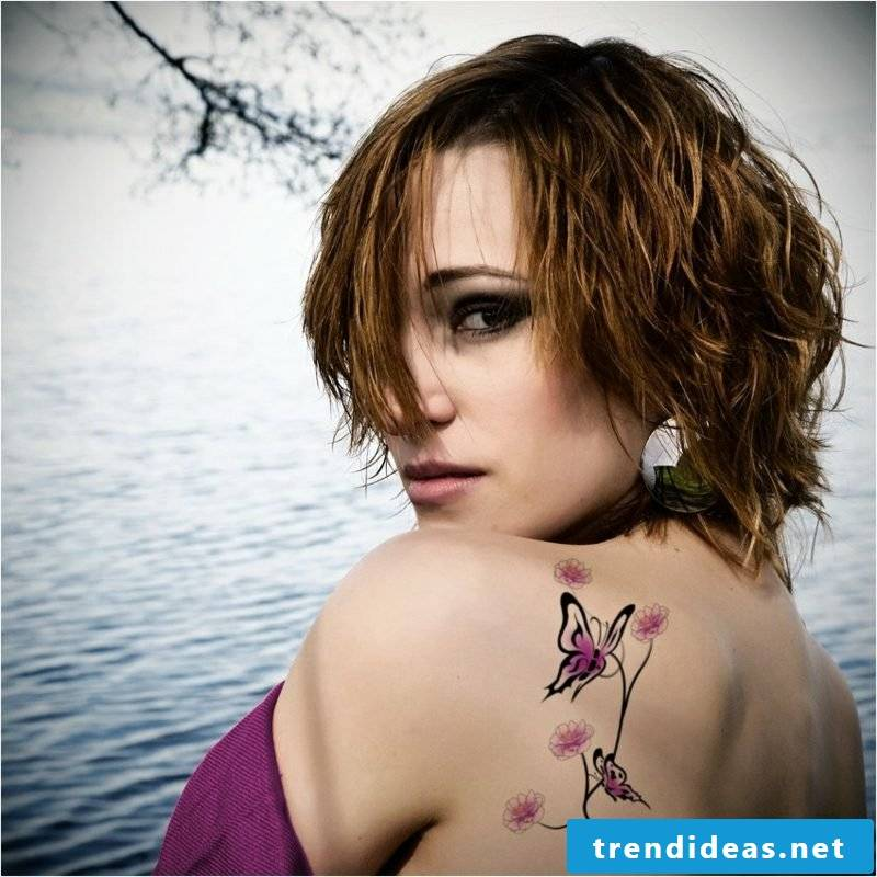Butterfly meaning 3d butterfly tattoos