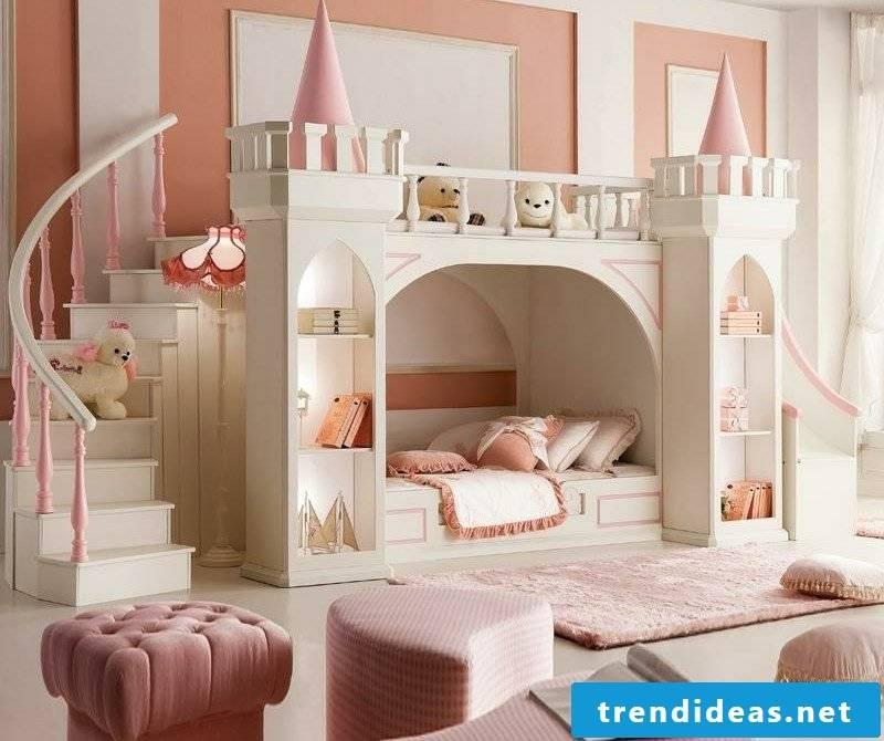growing baby bed lock girl room