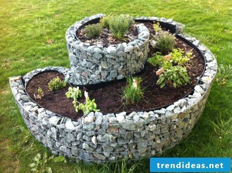 Build herbal snail