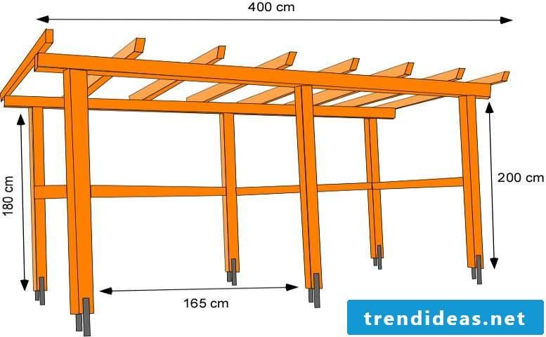 gazebo itself build big wood