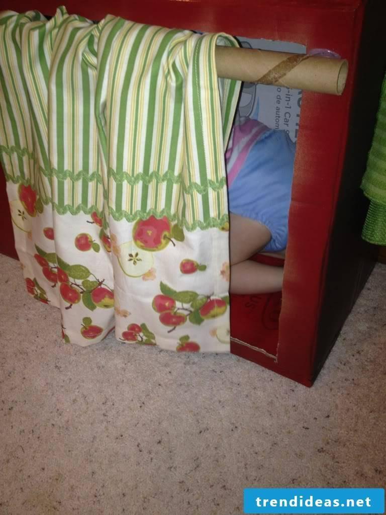 Children's kitchen build instructions - Step 7
