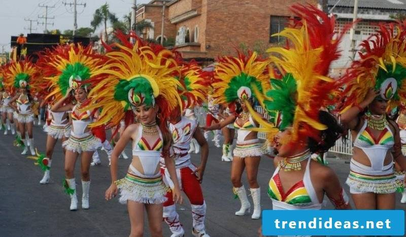 carnival group costumes exciting