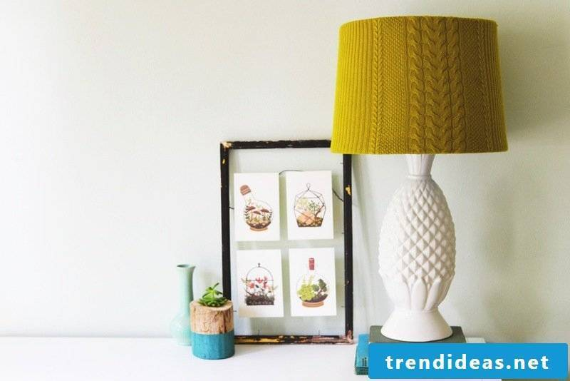 sewing ideas for novice lampshade sewing