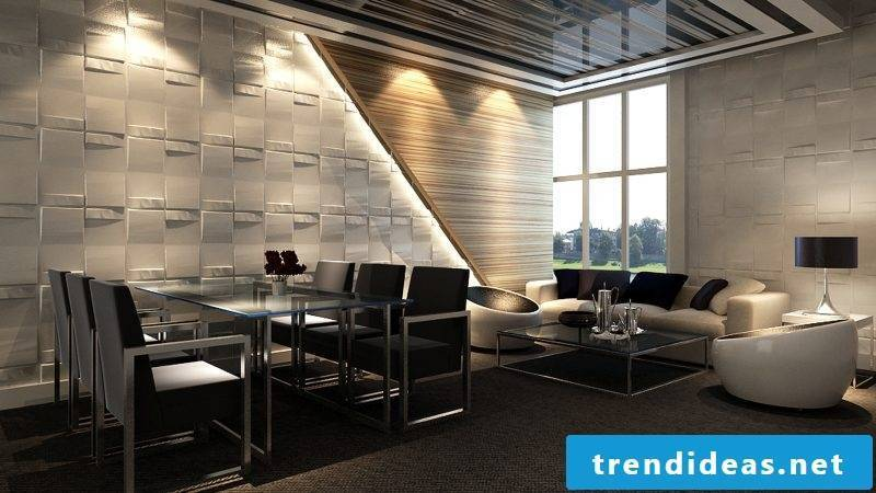 ceiling paneling modern