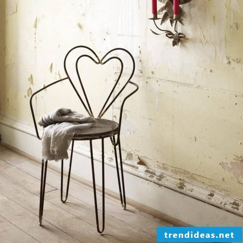 Unique Heart Chair!