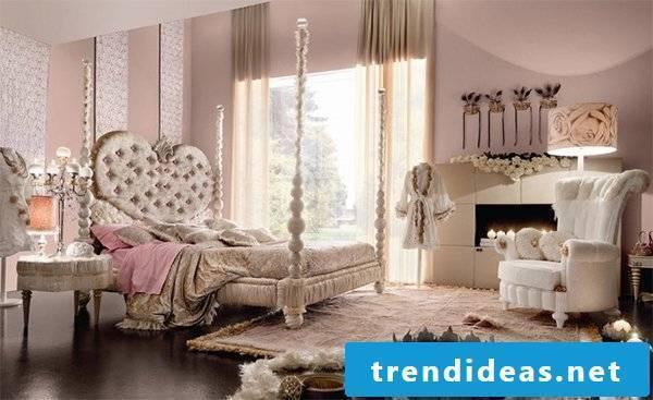Romantic interior design for Valentine's Day!