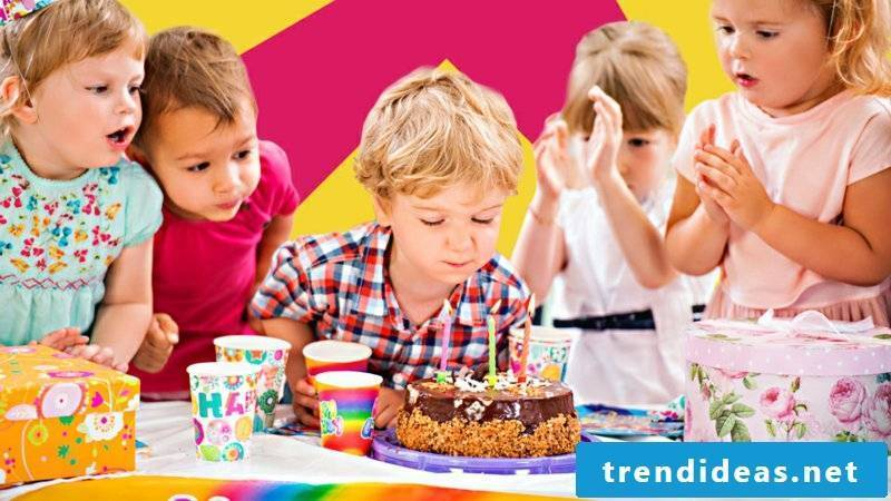Kids birthday decoration DIY