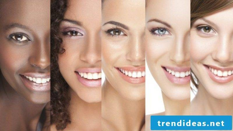 blonde hair colors find the best nuance for the skin tone