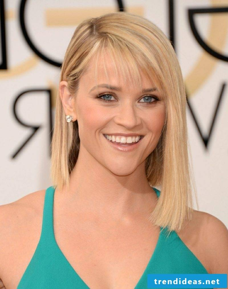 light blonde hair Reese Witherspoon