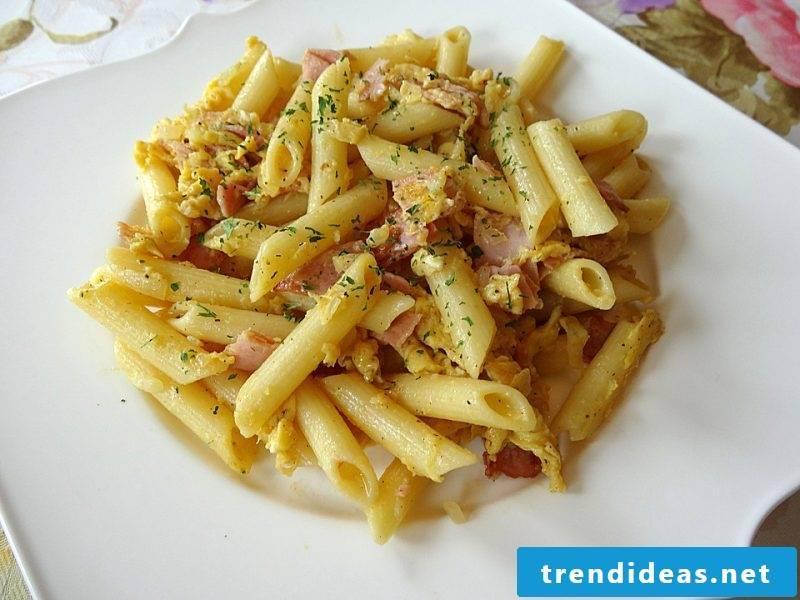 Christmas dinner ideas pasta