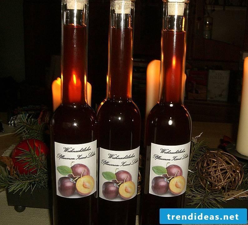 Christmas dinner ideas alcohol
