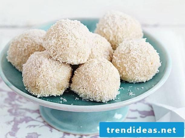 Christmas dinner ideas coconut