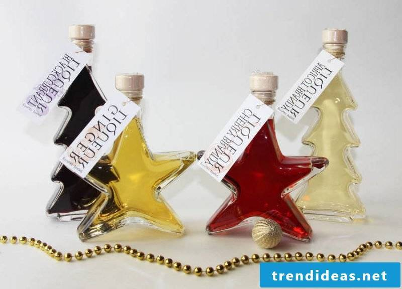 Nicholas gift for friend Christmas liqueur original bottles