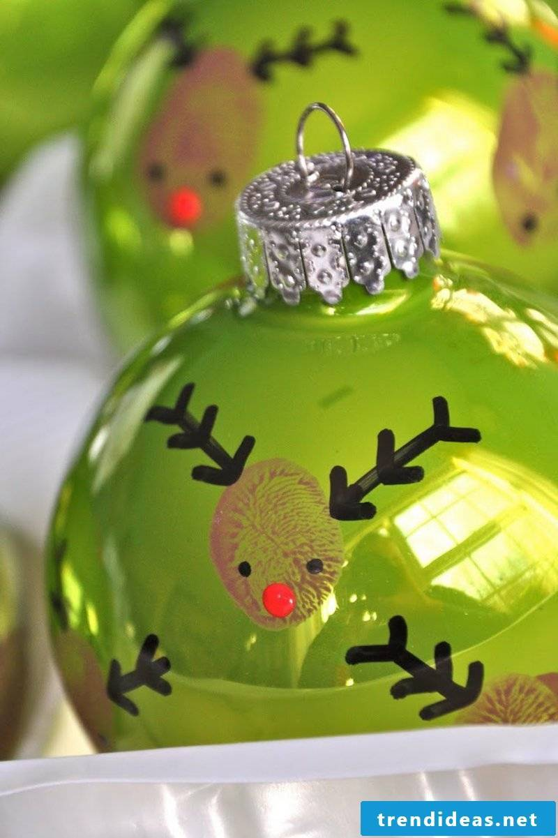 Christmas decoration with the children make ideas and inspirations