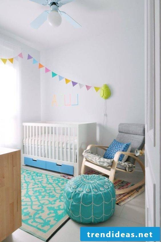 Baby room set up ideas