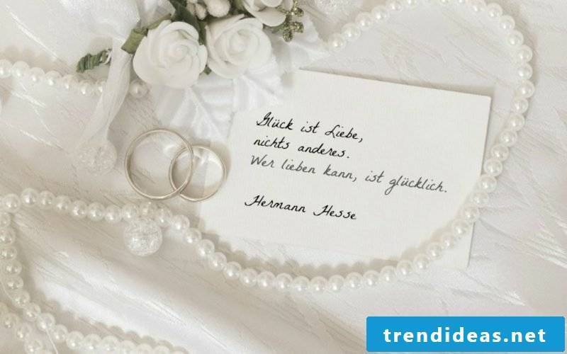 nice short sayings wedding quote from Hermann Hesse