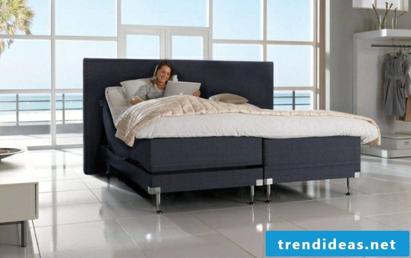Construction of box spring health benefits