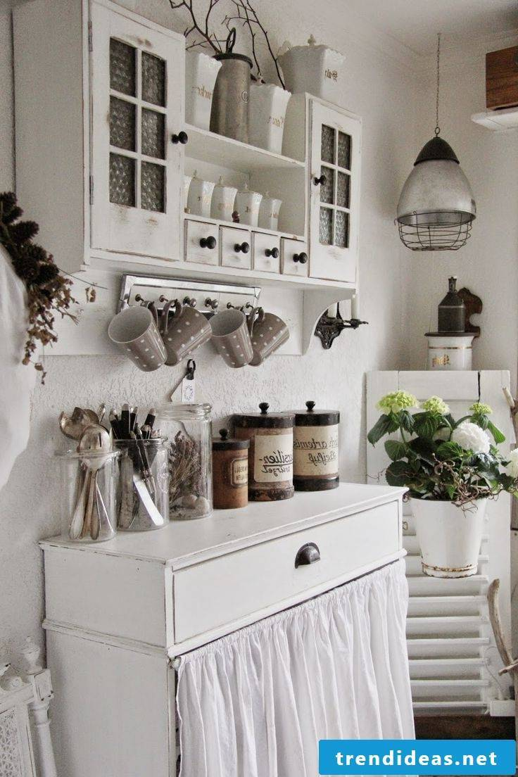 Country kitchen - retro style