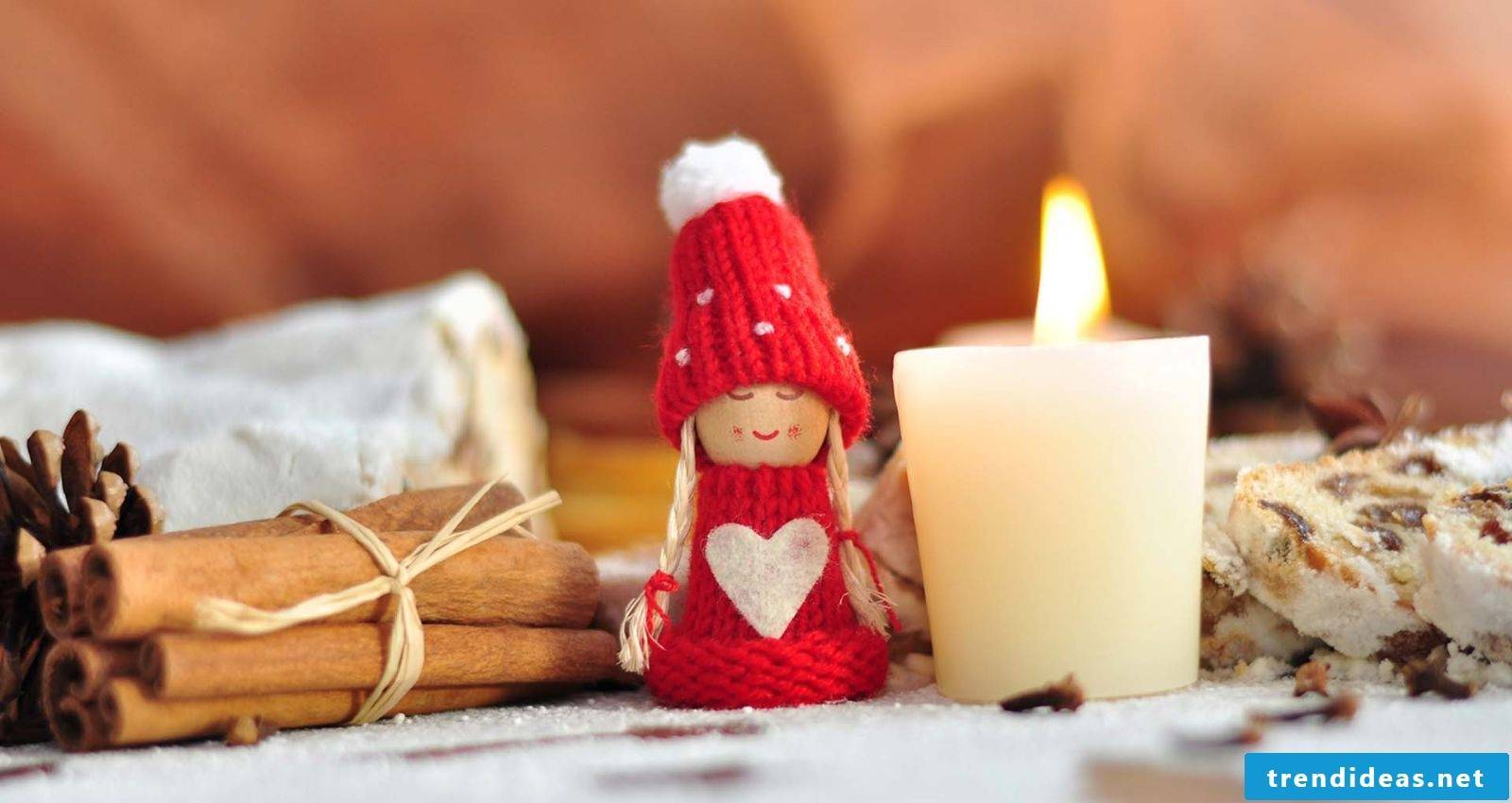 Crafting templates and creative DIY ideas for Christmas
