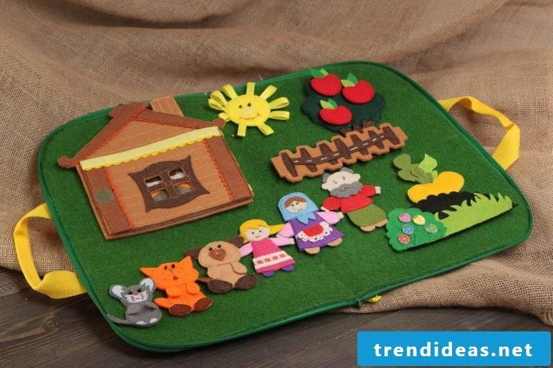 DIY toys for children - DIY projects and ideas