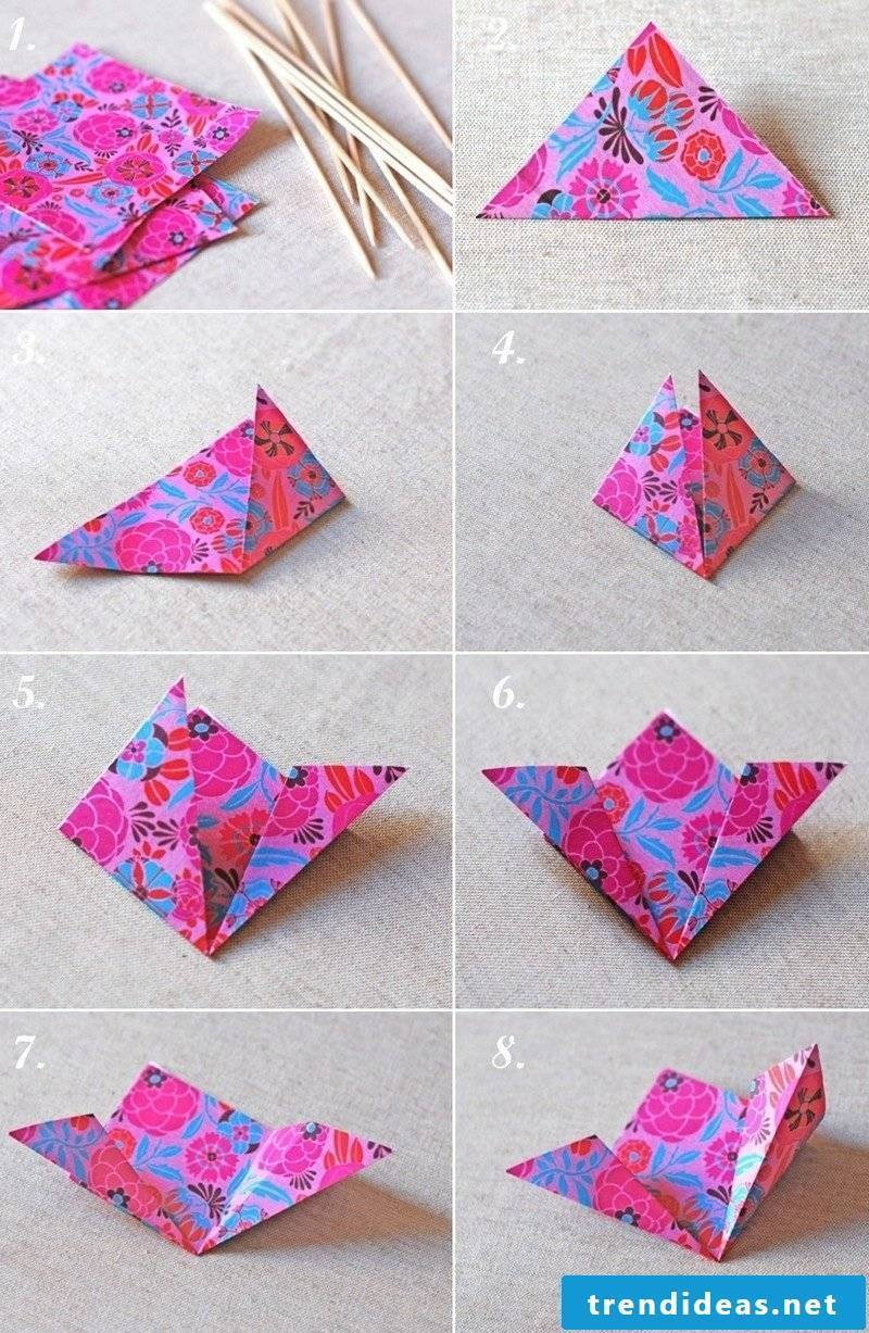 Crafting With Paper Instructions And Cool Ideas For Copying Best