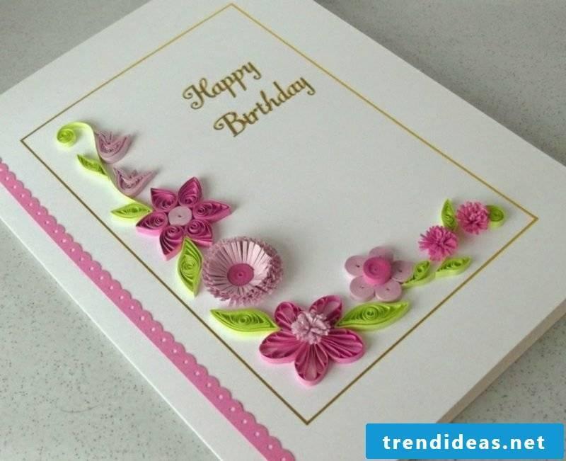 DIY Greeting Card Paper Craft Ideas