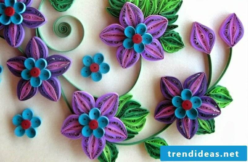 Tinker with Paper Creative Ideas Quilling