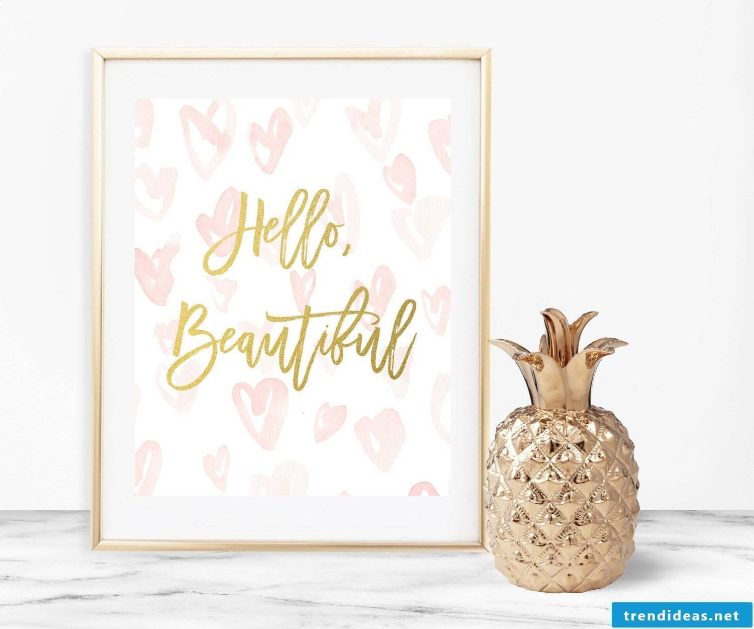 The art of beautiful writing - the calligraphic fonts ABC