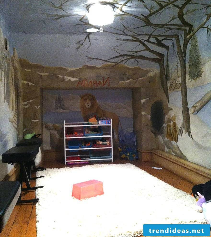 Nursery design - The Chronicles of Narnia