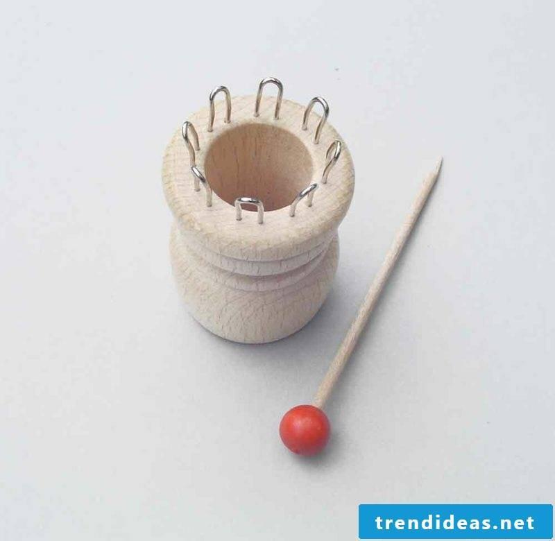 Craft ideas Strickliesel