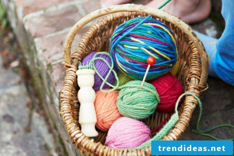 Crafting with Strickliesel ideas and inspirations