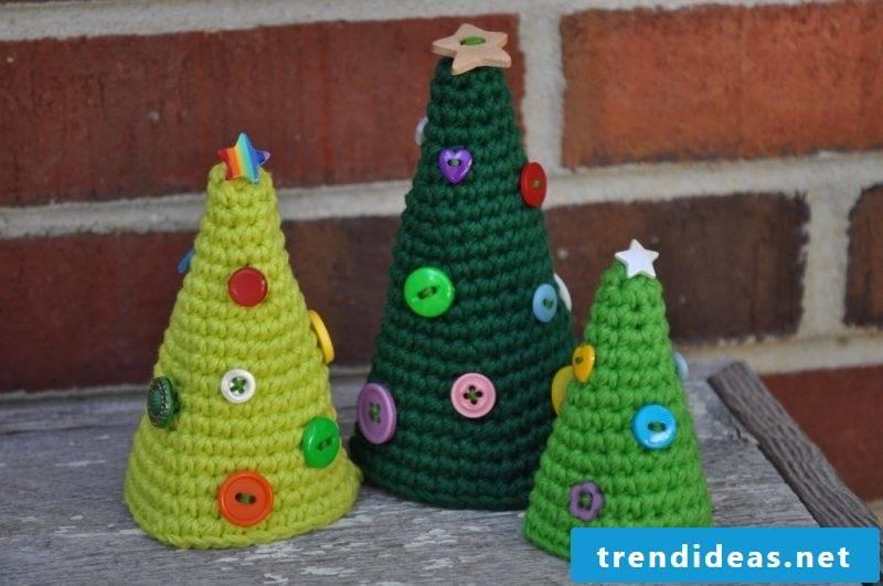 Crochet for Christmas tree