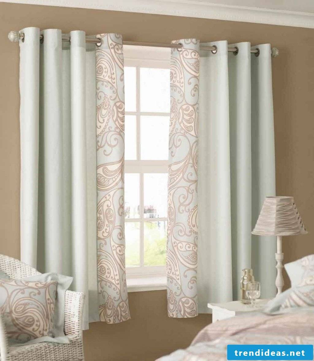 Curtains sewing ideas for beginners