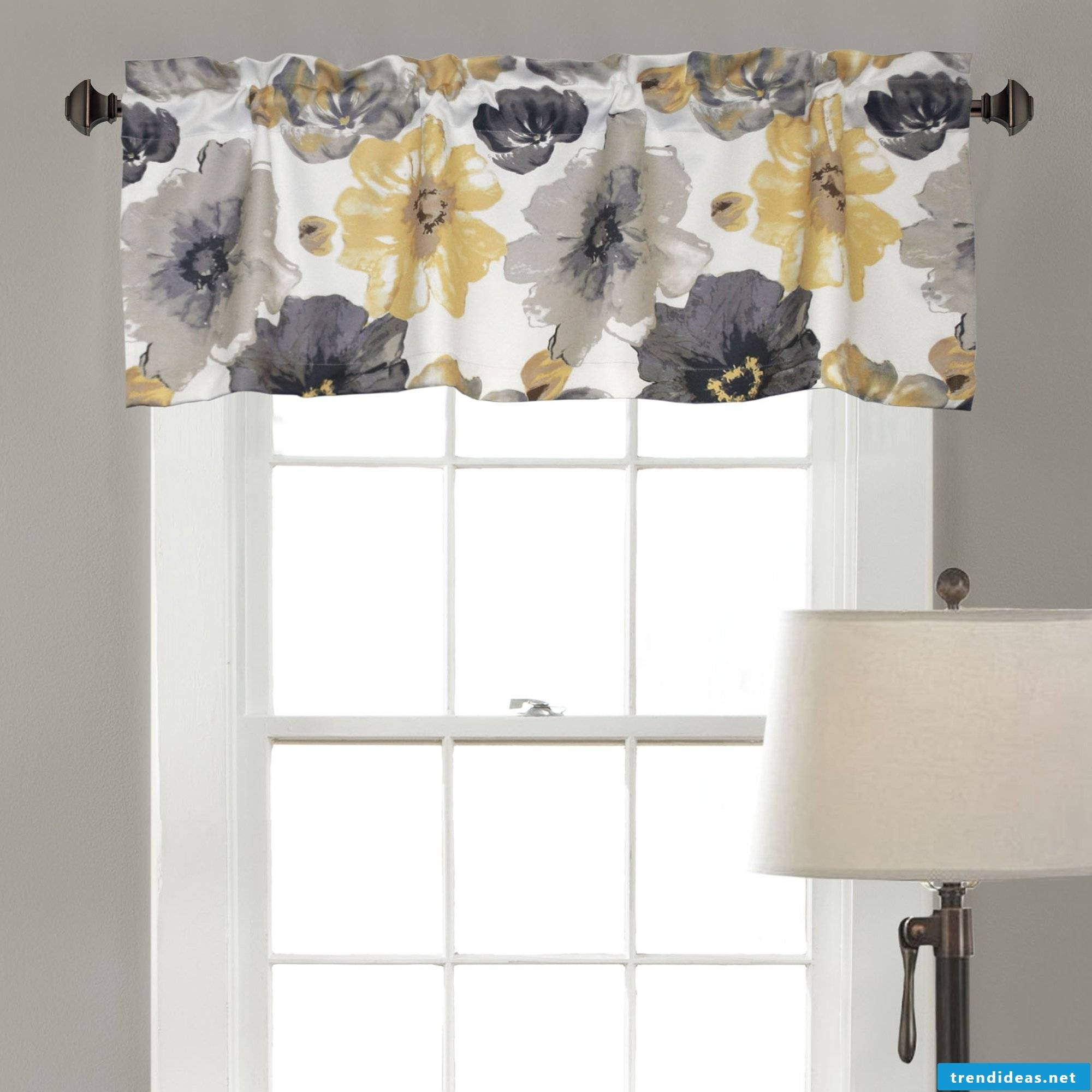 Sewing curtains made easy for more pep at home
