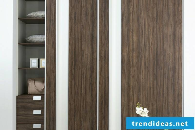 cabinet made to measure collection sedimenti detail