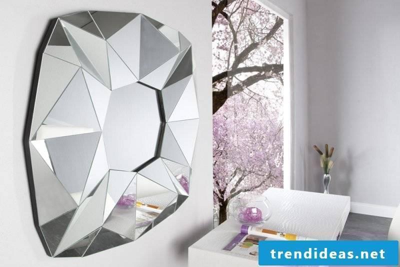designer mirror extravagant