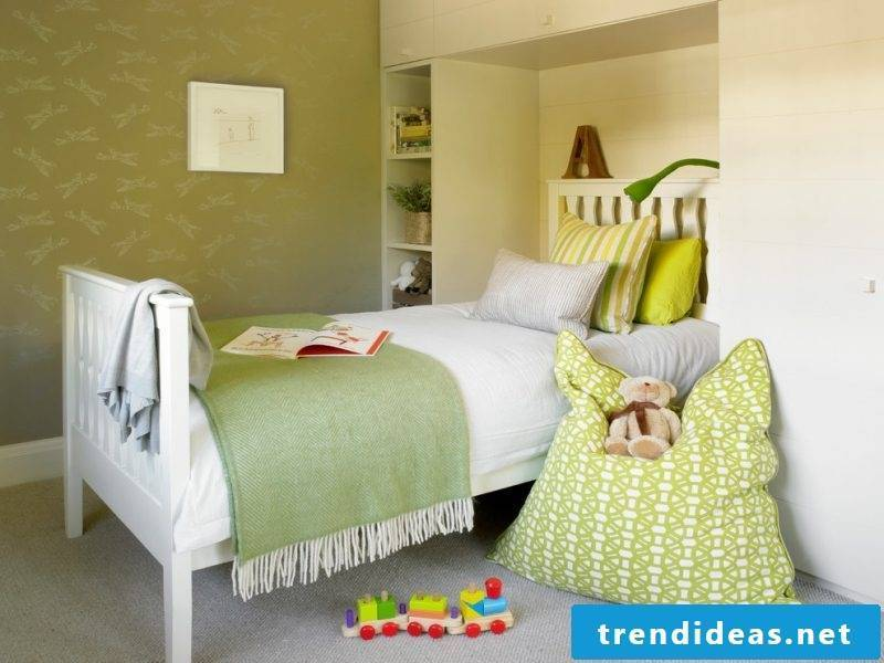 feng shui colors children's room