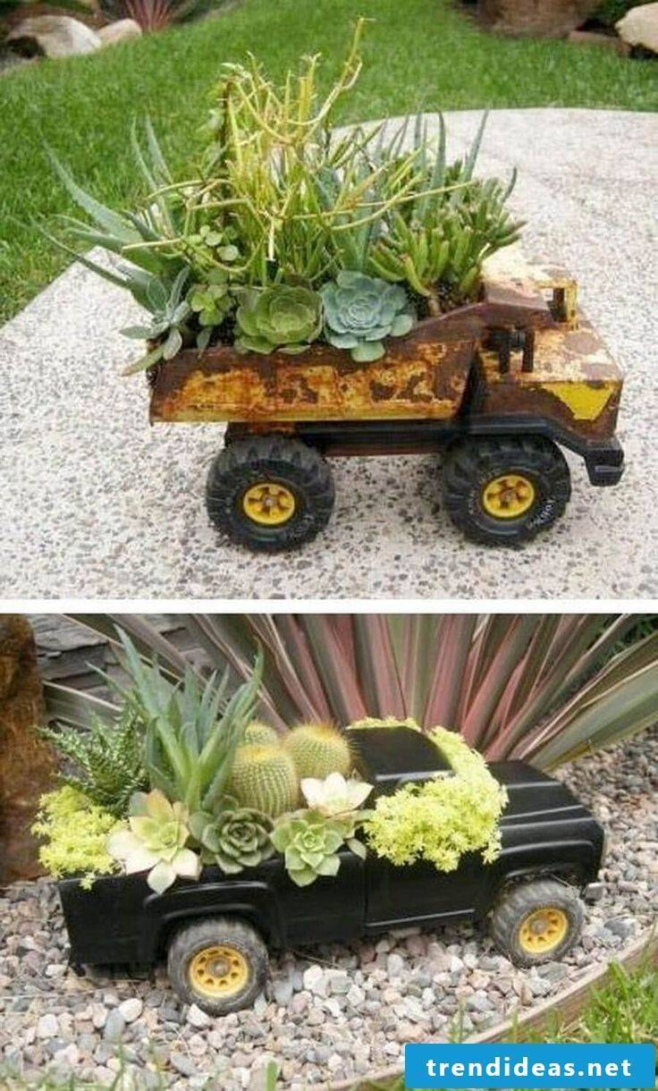 DIY decoration with upcycling materials: What can we make ourselves?