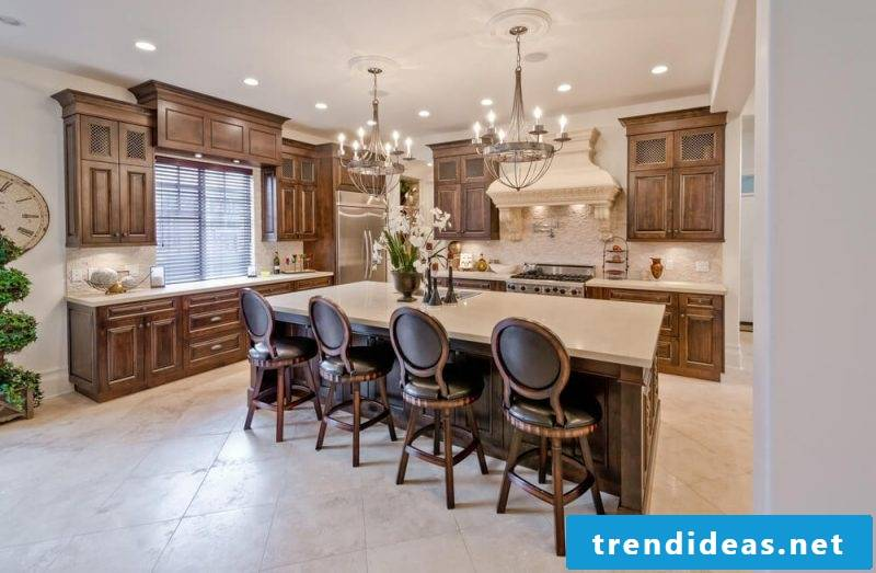 Dream kitchens according to your wishes!