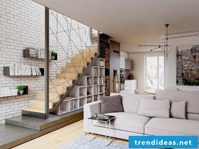 modern reppe and living room