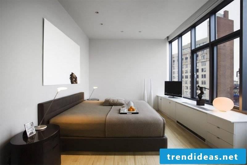 Radiator panel bedroom