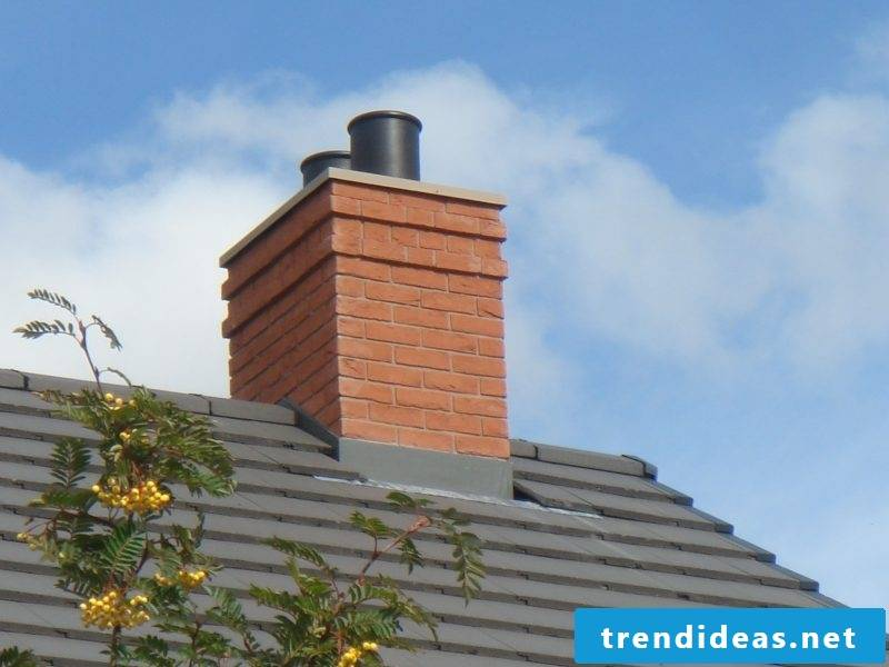 Dress the chimney: Move: Instructions
