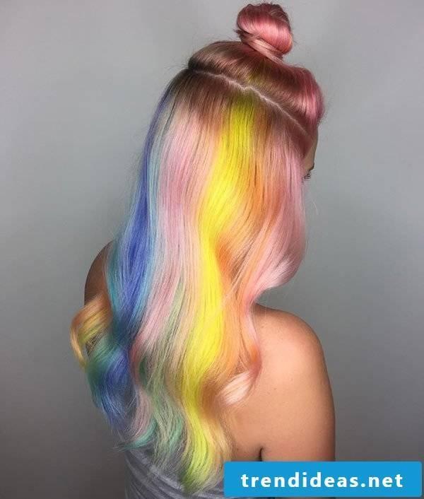 hair dyeing hair self dyeing instruction hair color blond hair black hair brown hair ombre look