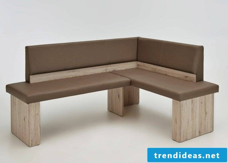 Corner bench design ideas soft upholstery