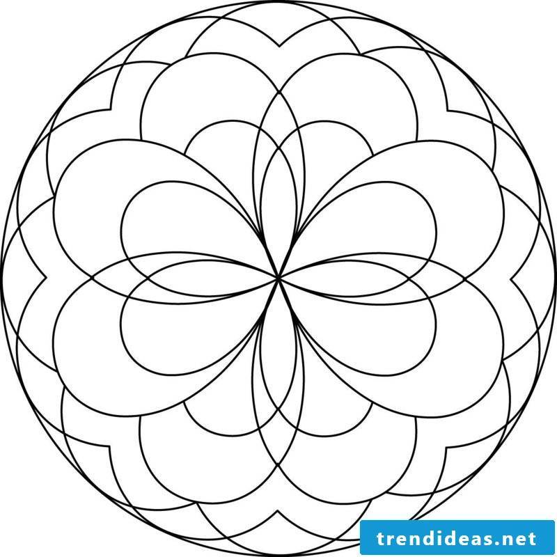 mandala templates force