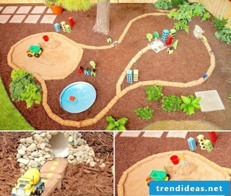 Sandbox build idea
